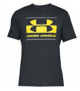 CAMISETA UNDER ARMOUR BLOCKED SPORTSTYLE