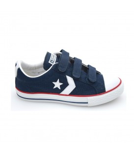 ZAPATILLAS CONVERSE STAR PLAYER EV V OX AZUL MARINO