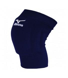 Rodillera Mizuno Team Jnr V2EY5B5114 para niños en color azul marino, rodilleras para protegerse a la hora de jugar a deportes como el voleybol.