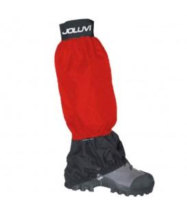 ¿Necesitas unas polainas? En chemasport.es encontrarás las Polainas Joluvi Elast Iron 227977-10 en color negro y rojo al mejor precio.