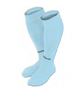 Media Joma Classic 400054.350 en color azul celeste. Si necesitas medias de fútbol en chemasport.es podrás elegir entre una gran varidad de colores.