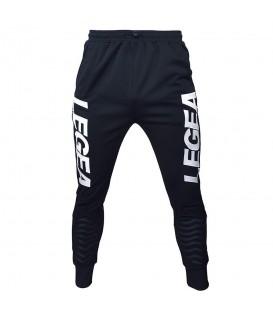 ¿Buscas pantalones de la marca Legea? Calidad italiana al mejor precio. Pantalón largo para hombre Legea Egitto de color negro. Disponible en más colores.