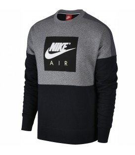 SUDADERA NIKE CREW AIR FLEECE