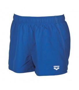 Bañador Arena Fundamentals X-Short 1B322-721 para hombre en color azul royal, bañador para la playa o la piscina de uso diario, tejido resistente al cloro.