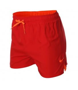 """¿Necesitas un bañador para este verano? Compra el Bañador Nike Solid Vital 4"""" NESS8430-614 para hombre en color rojo en chemasport.es y recíbelo en 24/48 horas!"""