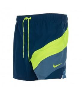 """¿Buscas un bañador? En chemasport.es encontrarás el Bañador Nike Solid Signal 4"""" NESS8436-403 el color verde al mejor precio, entra y descubre más modelos"""