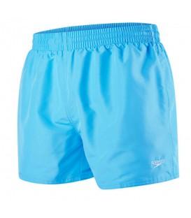 """Bañador Speedo Sp Fitted Leisure 13"""" Watershort 8-106092052 para hombre en color azul turquesa, bañador confeccionado con tejido reciclado y que repele el agua."""