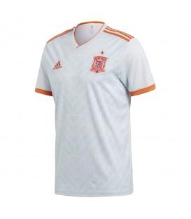 Camiseta réplica adidas selección española segunda equipación 2018. Camiseta mundial Rusia fútbol 2018. Otras camisetas de fútbol en chemasport.es