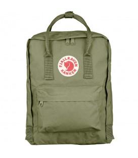 Mochila FjallRaven Kanken Classic Green F23510-620, fabricada en Vynilon-F impermeable, mochila muy versáil y útil, tanto como en el día a día o para viajar.