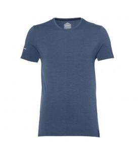Camiseta de running para hombre Asics Seamless SS 154583-1273 de color azul al mejor precio en tu tienda de deportes online chemasport.es