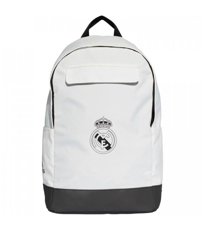 Pqwxzzx En Mochila Adidas Blanco Madrid Color Real Nn0wOvyPm8