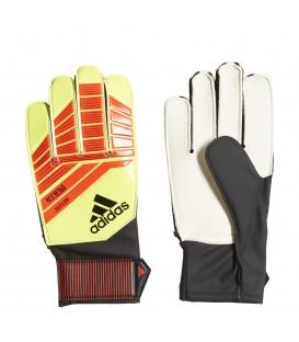 Guantes de portero de fútbol adidas Predator Junior para niño. Ref: CW5605. Compra ahora estos guantes de portero de fútbol para los más peques al mejor precio