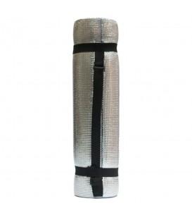 Esterilla aislante Joluvi Alu Mat de color plata. Esterilla perfecta para tus salidas al campo de la marca Joluvi y a un precio inigualable. Ref: 231325