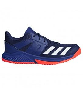 Zapatillas de balonmano para hombre adidas Stabil Essence AC7504 de color azul marino al mejor precio en tu tienda de deporte online chemasport.es
