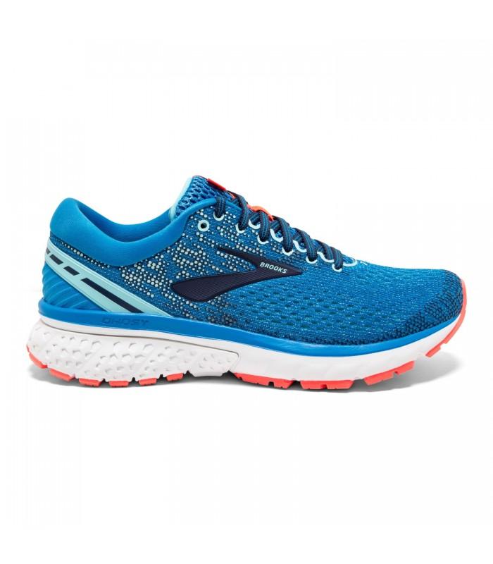 Zapatillas de corriendo para mujer Brooks Ghost Ghost Ghost 11 de color azul 447996