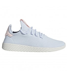 ZAPATILLAS ADIDAS PHARREL WILLIAMS HU W B41884 AZUL PASTEL
