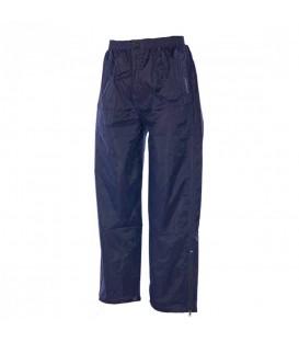Pantalón impermeable de montaña de la marca Joluvi en color azul. Pantalón Supra Joluvi (Ref: 225658-13). Compra ahora en www.chemasport.es