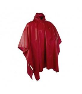 Compra ahora tu Capa poncho de Joluvi unisex en color rojo. Pontevedra . Envíos nacionales en menos de 24 horas. Perfecta para el Camino de Santiago. 234499-10