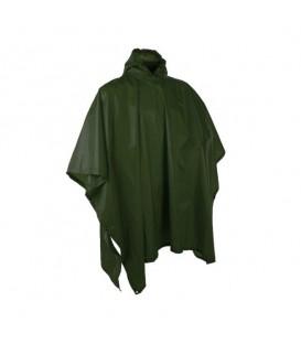 Capa poncho de Joluvi unisex en color verde. Ref: 234499-87. Perfecta para realizar el Camino de Santiago o cualquier actividad al aire libre. Unisex
