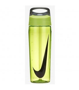 Botella Nike Hypercharge N.OB.E4.739.16 en color amarillo, botella libre de BPA, más modelos y colores en chemasport.es