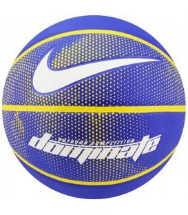 Balón Nike Dominate 8P N.KI.00.492. en color azul, balón de baloncesto Nike al mejor precio en chemasport.es