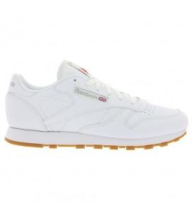Zapatillas Reebok Classic Leather 49803 para mujer en color blanco, en chemasport.es tenemos zapatillas Reebok al mejor precio