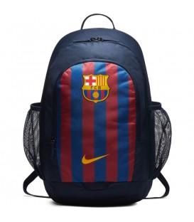 Mochila de fútbol unisex Nike Stadium FC Barcelona BA5363-451. Compra tu mochila del Barsa al mejor precio en tu tienda de deportes online chemasport.es