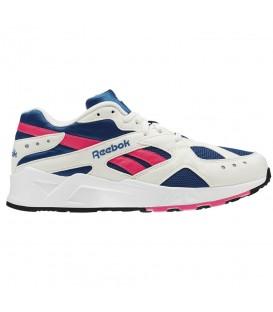Zapatillas para hombre Reebok Aztrek CN7068 de color blanco al mejor precio y gastos de envío gratis en tu tienda de sneakers en Pontevedra