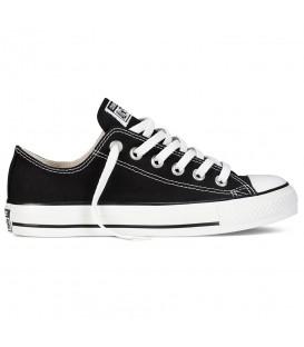Zapatillas unisex Converse Chuck Taylor All Star OX M9166C color negro, zapatillas negras de lona ¡nunca pasan de moda!, encuéntralas en chemasport.es