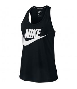 Camiseta Nike Sportwear Essential 831731-010 para mujer en color negro, más modelos y colores en chemapsort.es