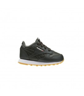 ZAPATILLAS REEBOK CLASSIC LEATHER BABY CN5615 NEGRO