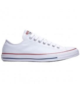 Zapatillas Converse Chuck Taylor All Star M7652C color blanco, este modelo clásico en lona vuelve pisando fuerte, hazte con las tuyas en chemasport.es