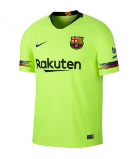 Camiseta Nike Breathe Fc Barcelona Stadium Away 918990-703