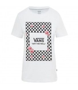 CAMISETA VANS BOXED ROSE