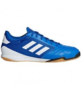 Botas de fútbol sala adidas Copa Tango 18.3 DB3419 para hombre en color azul, más botas de fútbol sala en chemasport.es al mejor precio.