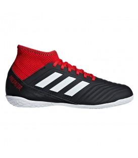 Botas de fútbol sala adidas Predator Tango 18.3 Indoor Junior DB2324 para niño en color negro, recíbelas en tan sólo 24/48 horas!