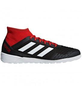 Botas de fútbol sala adidas Predator Tango 18.3 Indoor Junior DB2128 para hombre en color negro, más modelos de zapatillas de fútbol sala en chemasport.es