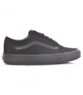 Zapatillas unisex para hombre y mujer Vans UA Old Skool de color negro baratas y gastos de envío gratis en Chema Sneakers Pontevedra