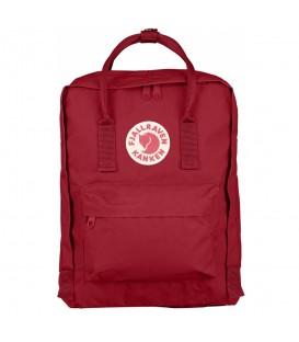 Comprar mochila Fjällraven Kanken tamaño grande de color rojo F23510-325. Otros modelos de mochilas Fjallraven en chemasport.es