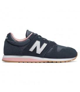 Zapatillas para mujer New Balance WL520 Lifestyle WL520CH de color negro al mejor precio y gastos de envío gratis en chemasport.es