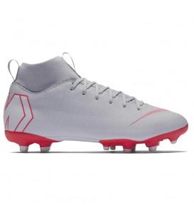 Botas de fútbol para niños Nike Jr Superfly 6 Academy MG AH7337-060 de color gris al mejor precio y gastos de envío gratis en chemasport.es