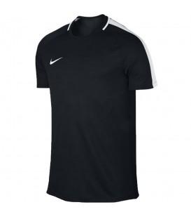 Camiseta Nike Dry Academy 832967-010 para hombre en color negro, camiseta de fútbol con tejido Nike Dry que capilariza el sudor, más colores disponibles.