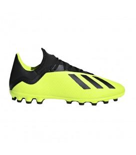 Botas de fútbol adidas X 18.3 Césped artificial AQ0707 de color amarillo para hombre. Otros modelos de botas de fútbol en chemasport.es