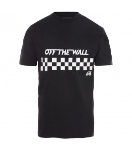 CAMISETA VANS FLYING START VA3HRMBLK