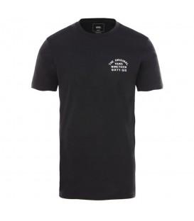 Camiseta Vans Spring Training VA3HRHBLK para hombre en color negro