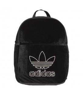 Mochila adidas Mini Classic DH2959 en color negro, compra ya tu mochila de terciopelo adidas al mejor precio en chemasport.es