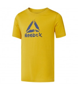 CAMISETA REEBOK BOYS TRAINING ESSENTIALS