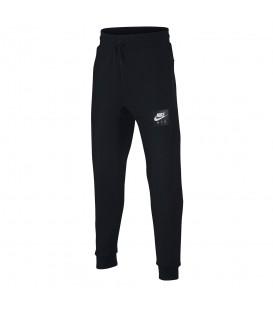 Pantalón de algodón de la marca Nike de la línea Air 939585-010, pensado para el hámbito deportivo tanto como casual.
