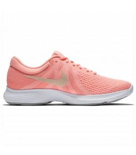Zapatillas de running para mujer Nike Revolution 4 W AJ3491-602 de color rosa al mejor precio en tu tienda de deportes online chemasport.es