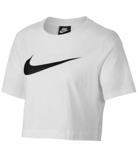 CAMISETA NIKE WHITE WHITE BLACK
